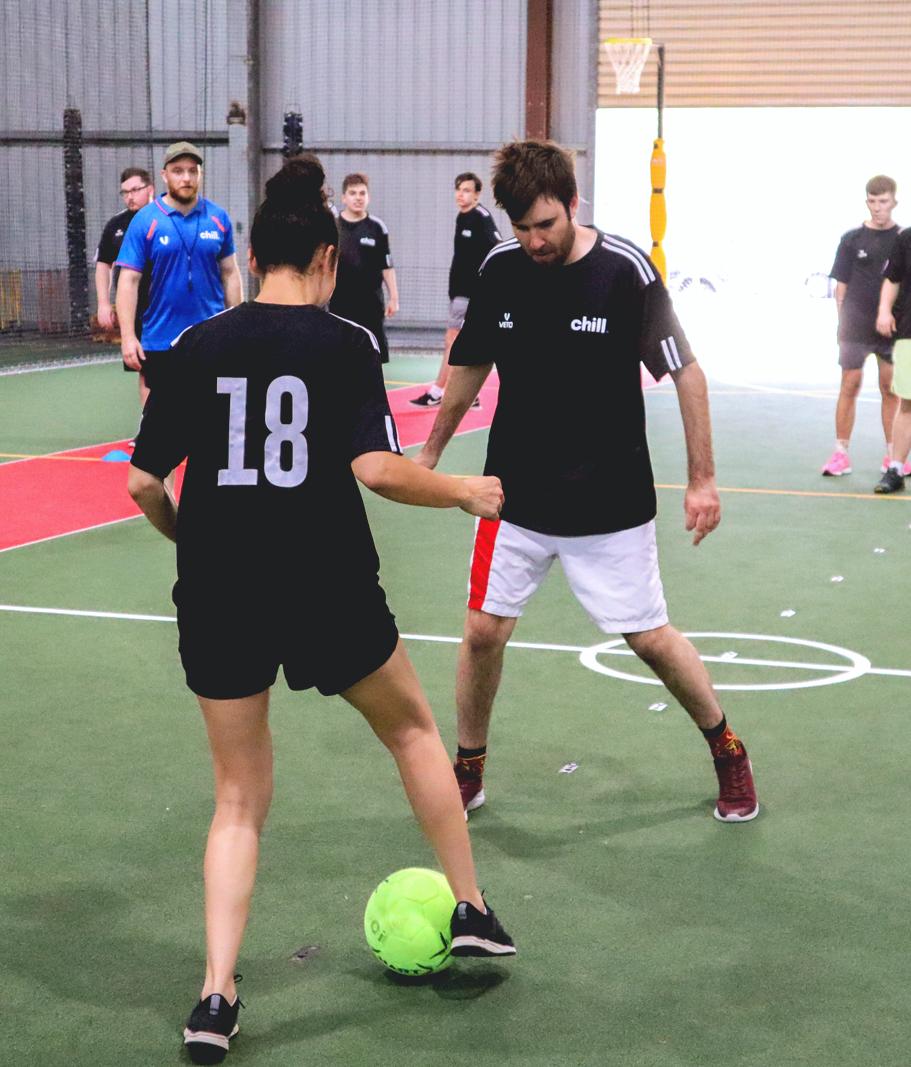 autism sports program